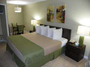Island Shores Inn, Motelek  St. Augustine - big - 23