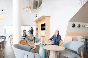 Novotel Suites Lille Europe, Hotel  Lille - big - 28