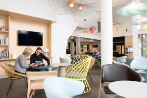 Novotel Suites Lille Europe, Hotel  Lille - big - 21