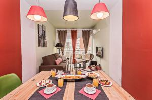 Sweet Inn Apartment- Gaudi Avenue, Apartmanok  Barcelona - big - 29