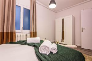 Sweet Inn Apartment- Gaudi Avenue, Apartmanok  Barcelona - big - 24
