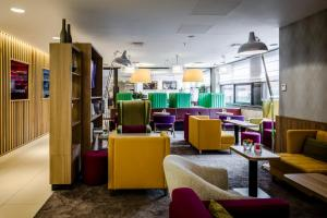 Park Inn by Radisson Amsterdam Airport Schiphol, Hotels  Schiphol - big - 39