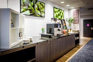 Park Inn by Radisson Amsterdam Airport Schiphol, Hotels  Schiphol - big - 36