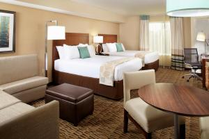 Suite with Two Queen Beds - Disability Access