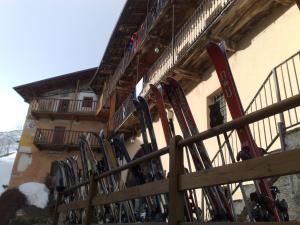 Hotel Ristorante La Font, Hotel  Castelmagno - big - 29