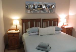 Guineafowl Cottage, Ferienwohnungen  Somerset West - big - 7