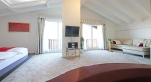 Seminar- & Erlebnishotel RömerTurm, Hotels  Filzbach - big - 9