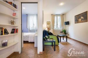 Green Apartments Rome, Prázdninové domy  Řím - big - 13