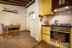 Green Apartments Rome, Prázdninové domy  Řím - big - 15