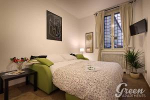 Green Apartments Rome, Dovolenkové domy  Rím - big - 19