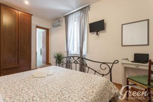 Green Apartments Rome, Prázdninové domy  Řím - big - 24