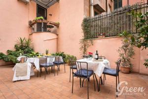 Green Apartments Rome, Prázdninové domy  Řím - big - 31