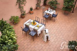 Green Apartments Rome, Prázdninové domy  Řím - big - 32