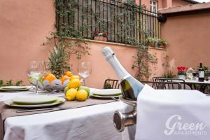 Green Apartments Rome, Prázdninové domy  Řím - big - 33