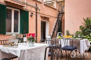 Green Apartments Rome, Prázdninové domy  Řím - big - 34