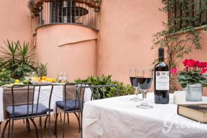 Green Apartments Rome, Prázdninové domy  Řím - big - 26