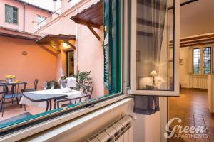 Green Apartments Rome, Prázdninové domy  Řím - big - 36
