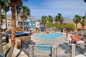 Palm Canyon Hotel and RV Resort, Rezorty  Borrego Springs - big - 1