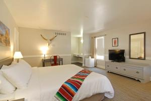 Palm Canyon Hotel and RV Resort, Resorts  Borrego Springs - big - 5