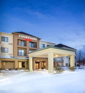 Courtyard by Marriott Peoria, Отели  Peoria - big - 11