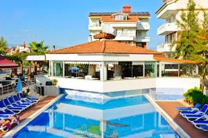 Irem Garden Apartments, Apartmanhotelek  Side - big - 6