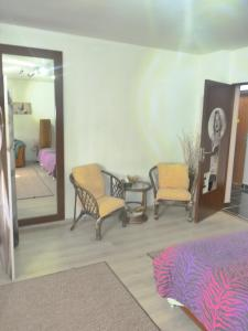 4 ApartsHotel Galati Faleza, Ferienwohnungen  Galaţi - big - 62