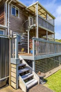 Kowhai Close Accommodation, Guest houses  Oneroa - big - 7