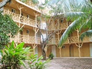 Hotel Carrizal Spa, Lodges  Jalcomulco - big - 10
