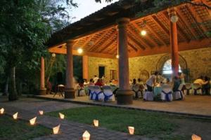 Hotel Carrizal Spa, Chaty  Jalcomulco - big - 35