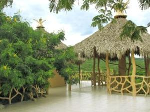 Hotel Carrizal Spa, Chaty  Jalcomulco - big - 37