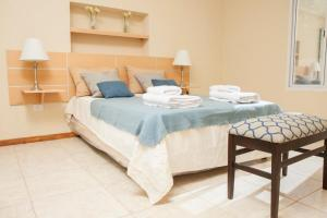 Apart Hotel Savona, Apartmanhotelek  Capilla del Monte - big - 31