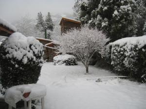 El Repecho, Chaty v prírode  San Carlos de Bariloche - big - 26