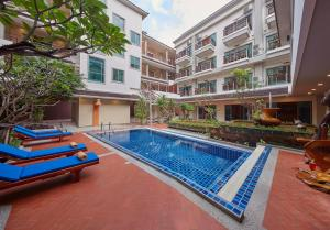 The Agate Pattaya Boutique Resort, Resorts  Pattaya South - big - 42
