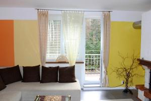 Villa Anastazis - Penzion Eden, Guest houses  Karlovy Vary - big - 14