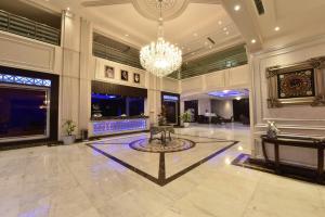 Blue Night Hotel, Szállodák  Dzsidda - big - 32