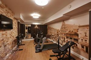 Hotel Grodzki Business & Spa, Hotel  Stargard - big - 24
