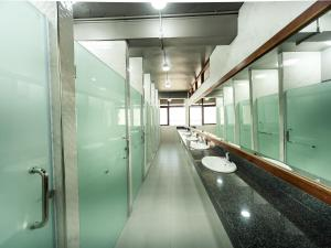 Female Dormitory Room with Shared Bathroom
