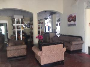 Hotel Los Arcangeles, Отели  Juigalpa - big - 6