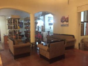 Hotel Los Arcangeles, Отели  Juigalpa - big - 20