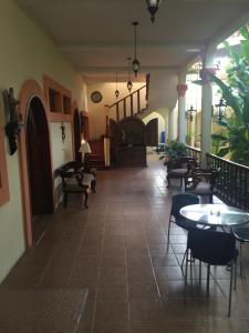 Hotel Los Arcangeles, Отели  Juigalpa - big - 23