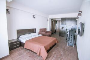 Sweet Home Apartments, Appartamenti  Gudauri - big - 52
