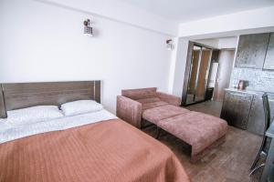 Sweet Home Apartments, Appartamenti  Gudauri - big - 42