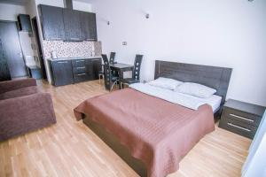 Sweet Home Apartments, Appartamenti  Gudauri - big - 29