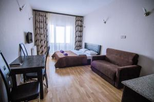Sweet Home Apartments, Appartamenti  Gudauri - big - 15