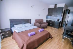 Sweet Home Apartments, Appartamenti  Gudauri - big - 18