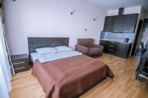 Sweet Home Apartments, Appartamenti  Gudauri - big - 14