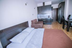Sweet Home Apartments, Appartamenti  Gudauri - big - 10