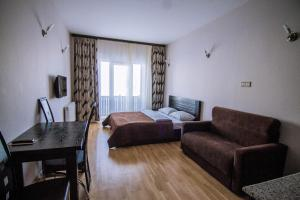 Sweet Home Apartments, Appartamenti  Gudauri - big - 4