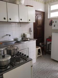 Apartamento Baía Sol, Ferienwohnungen  Salvador - big - 10