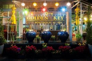 Golden Key Boutique Hotel, Hotel  Chiang Mai - big - 84